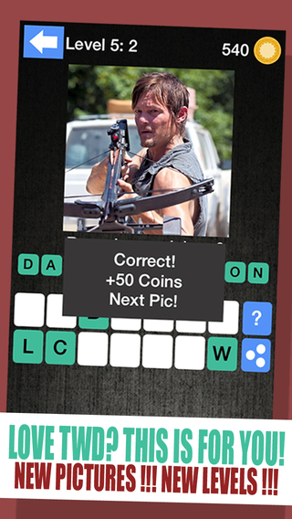 Guess Who - The Hidden Walking Dead Pic Edition