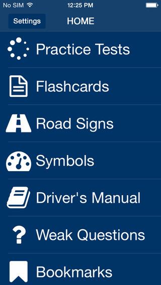 District of Columbia DC DMV Permit Driving Test Practice Exam - Prepare for DC Driver License questi