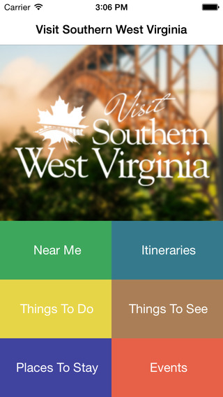 Visit Southern West Virginia - West Virginia Vacation Planning Travel Tourism and Itineraries
