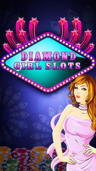 Diamond Girl Slots Pro
