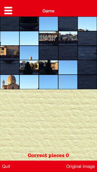 Instant Photo Jigsaw