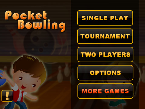 Pocket Bowling Screenshots