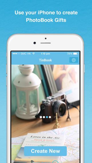 TinBook - Photobook and gifts