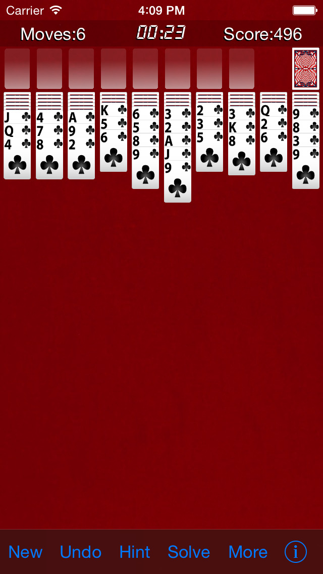 how to play spider solitaire hard level