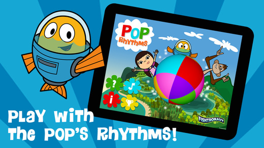 【免費娛樂App】Fishtronaut - POP Rhythms Lite-APP點子
