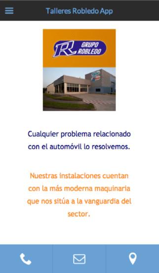 Talleres Robledo App