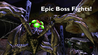 Screenshot #7 for Frantic: Monster Shooter!