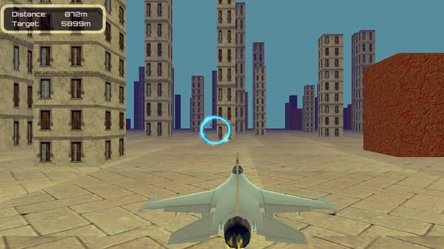 Infinite F16 Nitro Jet - A Flight Simulator