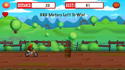 Frontier Bike Run