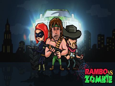 玩免費遊戲APP|下載Rambo VS Zombie app不用錢|硬是要APP