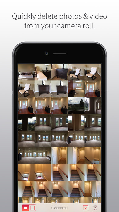 Bulk Delete - Clean up your camera roll Screenshot