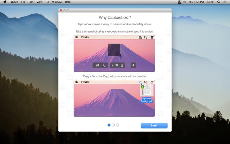 Capturebox Screenshot - 1