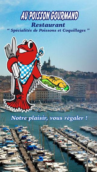 Au Poisson Gourmand Marseille