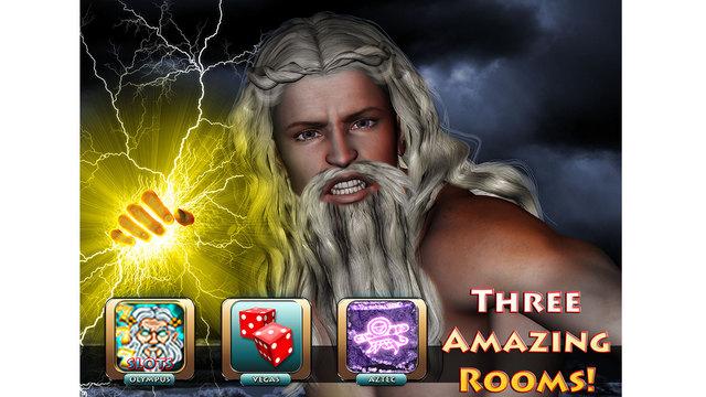 Slots Olympus Casino - Diamond Deluxe Heart Riches of Las Vegas Pro