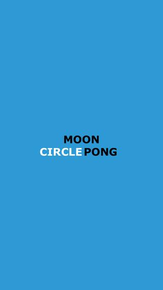 Moon Circle Pong