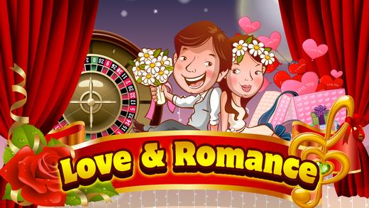 Amazing Happy Valentine's Day Love Romance Casino - Spin Lucky Roulette Wheel Pro