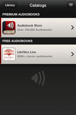 Audiobooks HQ audio books screenshot 2
