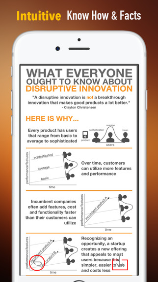 Disruptive Innovation Theory by Christensen: Study Guide with Tutorial and Quotes