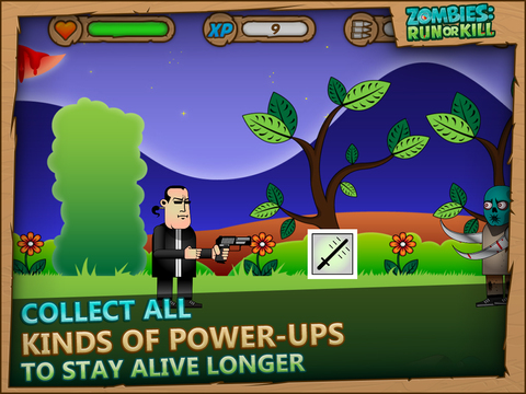 Zombies Run or Kill - Zombie Shooting Games! screenshot