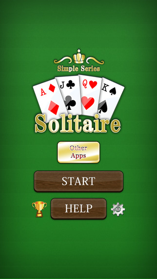 Solitaire Klondike - Simple Card Game Series