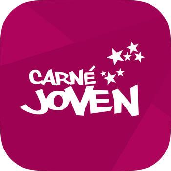 Carné Joven Madrid LOGO-APP點子