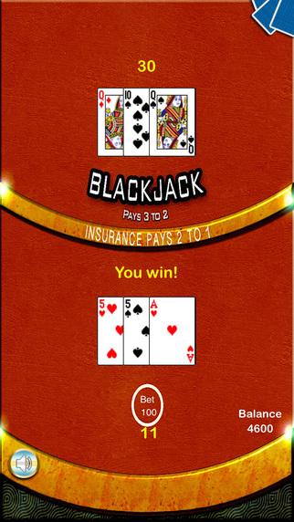 Blackjack 21 Casino Master