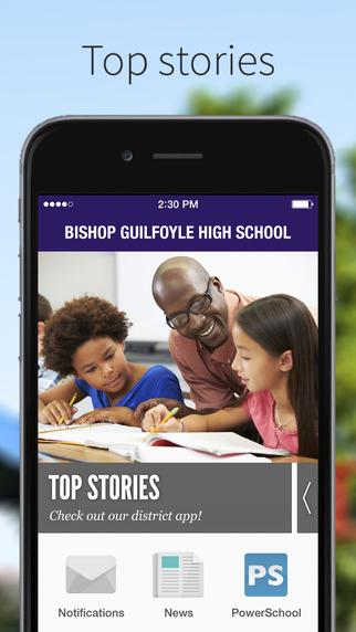 BISHOP GUILFOYLE HIGH SCHOOL