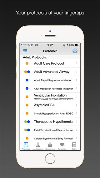 NY EMS Protocols