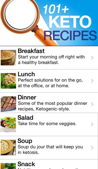101+ Ketogenic Diet Recipes - Tips Food Checker and More