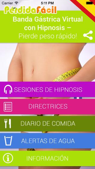 Banda Gástrica Virtual con Hipnosis – Pierde peso rápido
