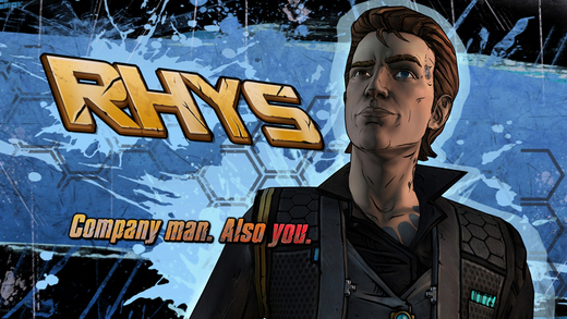 《RPG手游 - 无主之地传说 Tales from the Borderlands [iOS]》