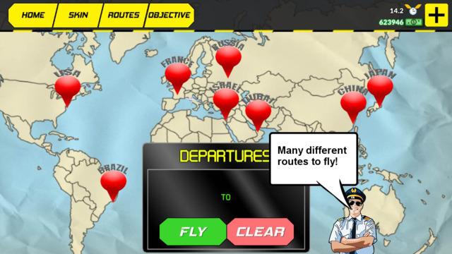 Transporter:Commercial Pilot