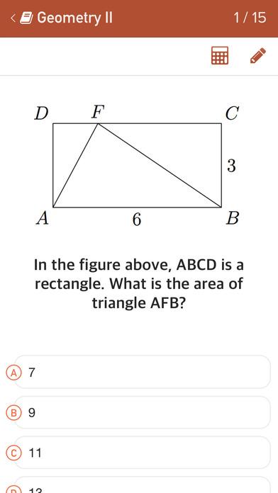 ACT Math Practice Questions - Pre-Algebra, Algebra, Coordinate ...