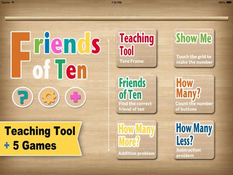 Friends of Ten School Edition