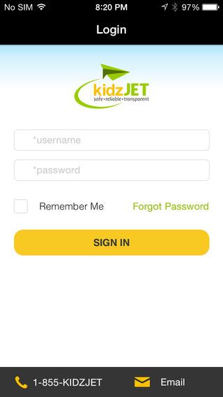 KidzJet Driver