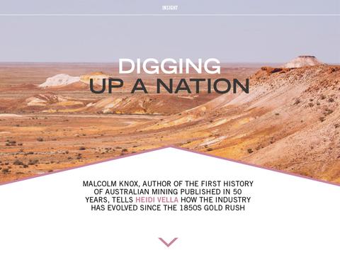 MINE Australia Magazine