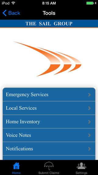 Sail Group Insurance