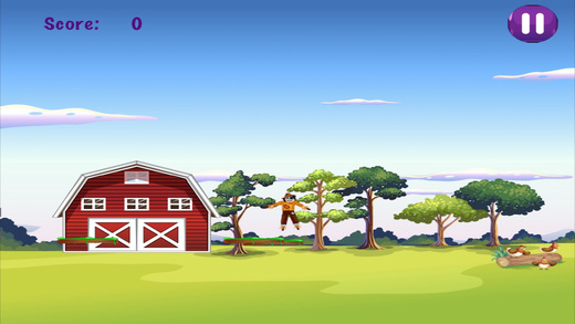 Jumping Scarecrow Saves World - Endless Hop Challenge Free