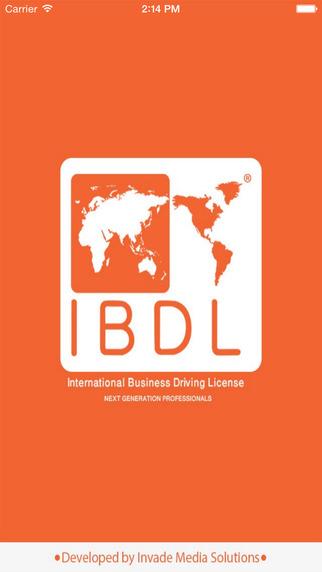 IBDL International Business Driving License