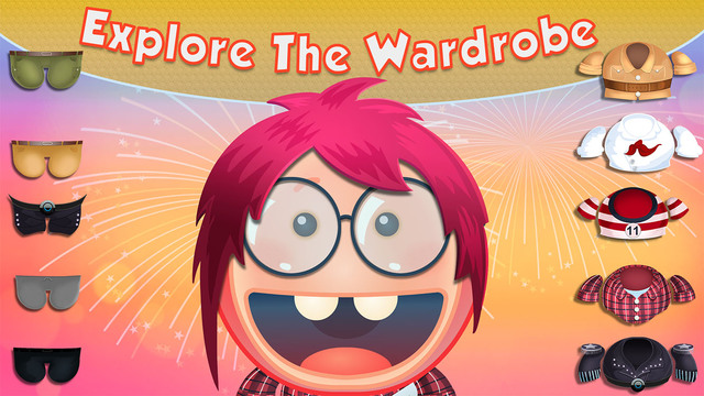Dressup Makeover Hair Salon Game with Icky - A Learning Puzzle for Kids about People Jobs FULL