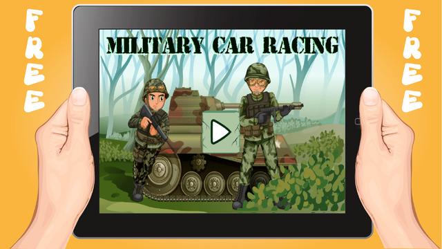 Military Cars Racing Game