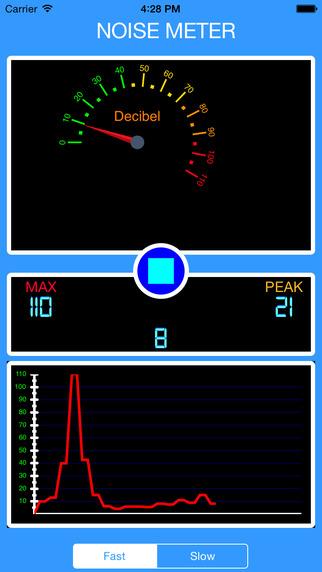 Noise Meter - Decibel 10th