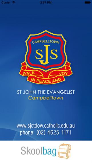 St John the Evangelist Campbelltown - Skoolbag