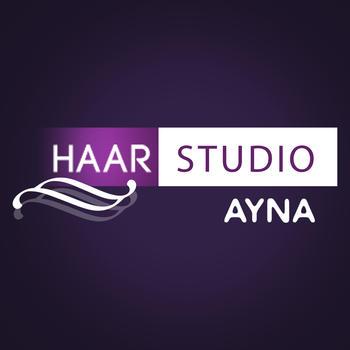 Haarstudio Ayna LOGO-APP點子