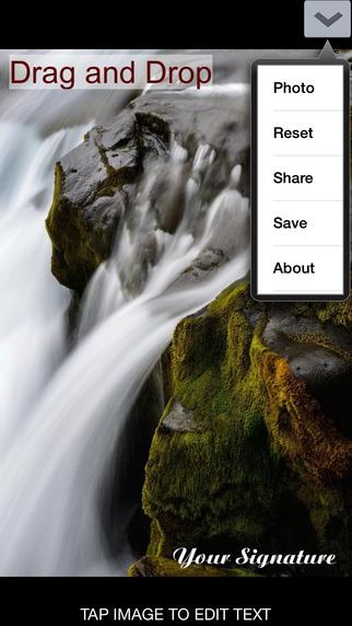 【免費商業App】Add Text to My Photos (HD)-APP點子