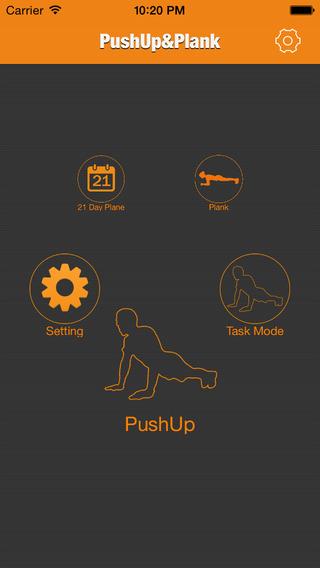 Plank PushUp Pro