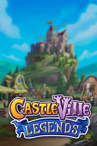 Screenshot 1 CastleVille Legends