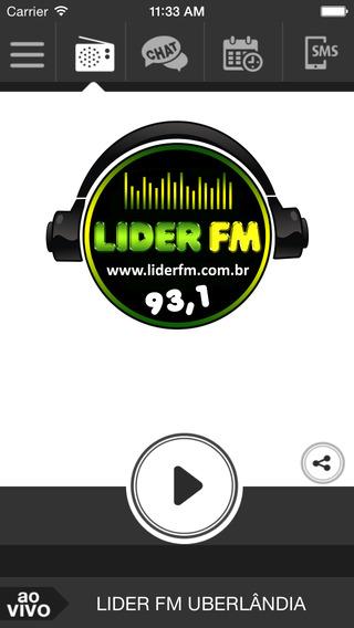 Líder FM Uberlândia