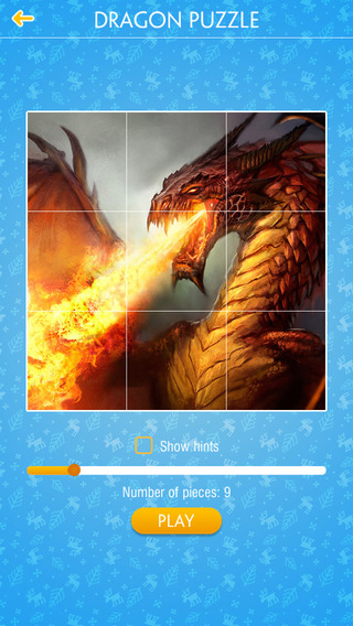 Dragons Jigsaw Puzzles