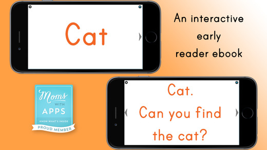 Learn to Read - An interactive early reader by Corvid Apps